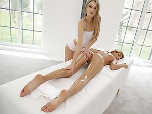 Massage Trainees