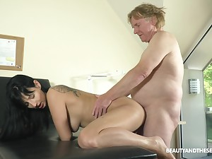 long time since their way pick up 69 and she now wants to swallow