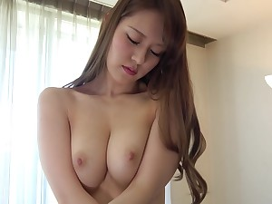 Matchless Hot Asian Amateur Masturbation Session