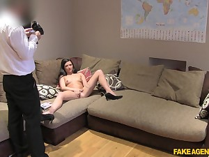 Anal on cam all round a person who's dick drives her crazy