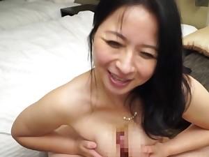 Mr Big Japanese mature in superb POV cam scenes at residence